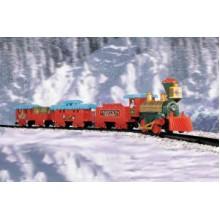 """Игровой набор """"Рождественский поезд"""" Ez-Tec"""