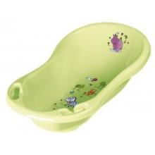 "Детская ванночка ""Hippo"" зелёная 84см Prima Baby"