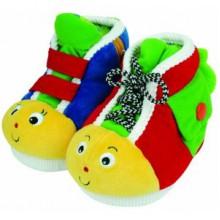 Развивающие ботиночки на маленькие ножки K's Kids